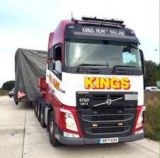 Thank you to Kings Haulage