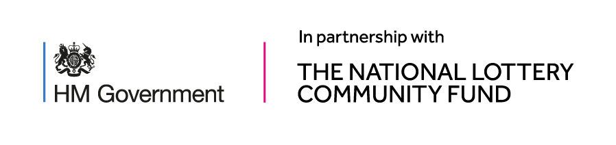 Thank you to National Lottery Community Fund