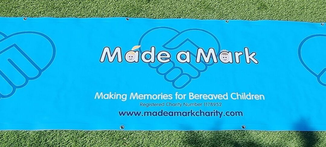 Calling all Sports Teams/Clubs and Businesses – Charity Banner